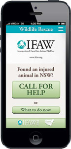 wildlife-rescue-app-on-iphone